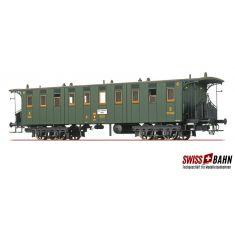 BRAWA 45066 SBB Personenwagen C4 - H0 9280