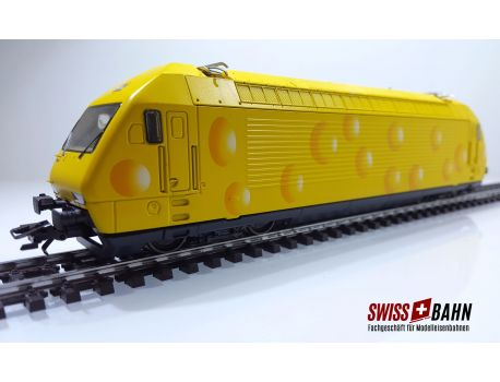 Märklin 83461 SBB Käselok Re 460 - Serie I - Digital (6090)