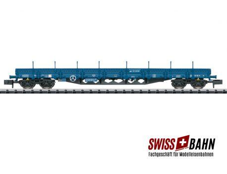 Minitrix 15469 SBB Containertragwagen coop Spur N