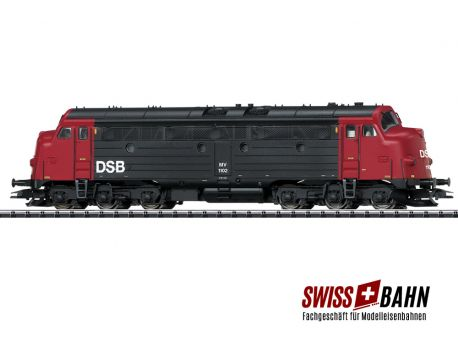 TRIX 22677 DSB Diesellokomotive NOHAB