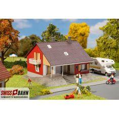 FALLER 131501 Wohnhaus mit Terrasse - H0