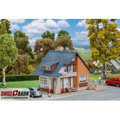 FALLER 131504 Wohnhaus mit Balkon - H0