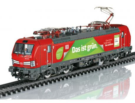 Märklin 39197 BR 193 Elektrolok, Das ist grün, DB AG