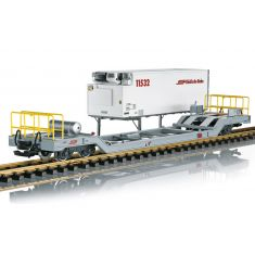 LGB 45926 RhB Containerwagen Ctr. Nr, 11532