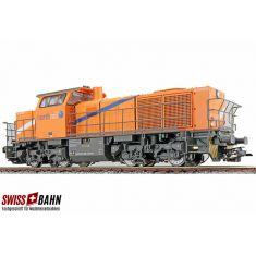 ESU 31303 Diesellokomotive north rail, BR G1000 Vollsound