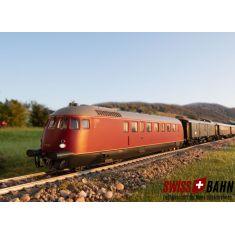 Märklin 39692 DB Dieseltriebwagen 92.5 - Nürnberg