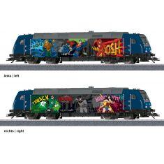Märklin 36656 Diesellok BR 285- Superhelden DC Universum