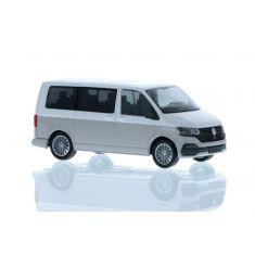 RIETZE 11674 VW T6.1 Bus KR candyweiss - ascotgrau H0