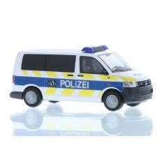 Rietze 53460 VW T5- Polizei Basel Stadt (CH) - H0