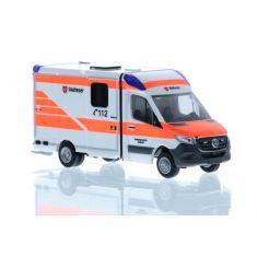 Rietze 76215 Ambulanz, Malteser Koblenz - H0