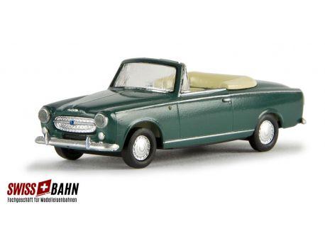 BREKINA 29152 Peugeot 304 - grün, H0