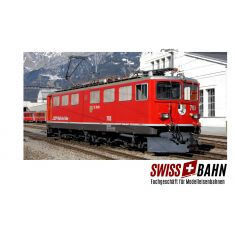 BEMO 1354 143  RhB Ge 6/6 II 703 St. Moritz - Sound