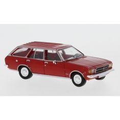 PCX 234174 Opel Rekord D Caravan, rot, 1972
