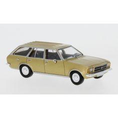 PCX 234177 Opel Rekord D Caravan, gold, 1972
