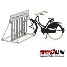 ARTITEC 387.272 Fahrradständer - Fertigmodell H0