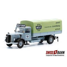 ACE 002361 Saurer LKW- Peter Wolf, Getränkehandel Chur