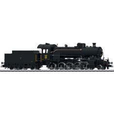 Märklin 39252 SBB Dampflok C 5/6 Elefant, mfx+ mit Sound
