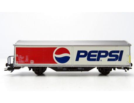 Märklin 94037 Schiebewandwagen, Pepsi
