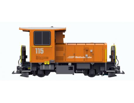 ESU 30491 RhB Diesellok Tm 2/2 - Schöma - 115