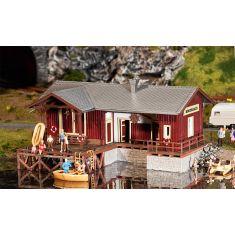 Faller 130510 Kleines Bootshaus