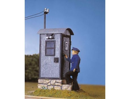 POLA 330916 Streckenwaertertelefon. Tpisches Streckenwärter Telefon