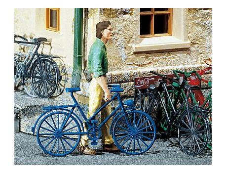 POLA 333204 - 2 Fahrräder handbemalt