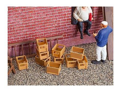 POLA 333208 - 10 Kisten handbemalt