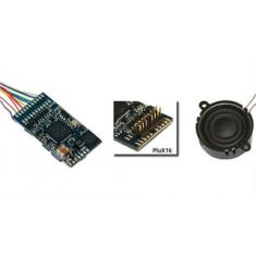 ESU 56498 LokSound V4.0 Universalgeräusch - PluX16