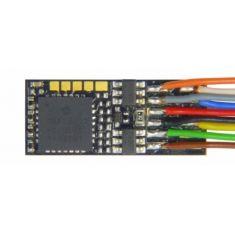 ZIMO MX623 Kleiner Decoder mit 7 Anschlussdrähten