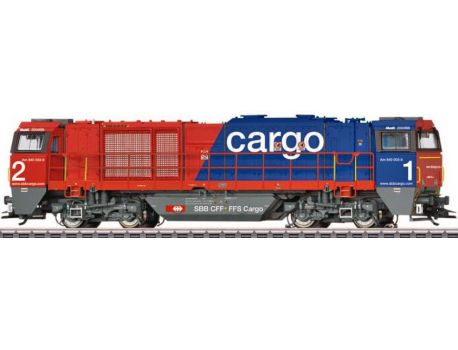 Märklin 37202 SBB Diesellokomotive Am 840 mit MFX Decoder und Sound
