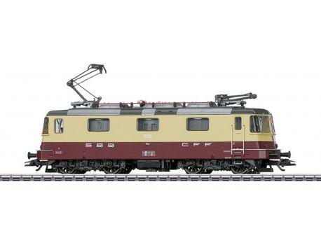 """Märklin 37325 Elektrolokomotive Re 6/6 """"Balerna"""" (mfx+)"""