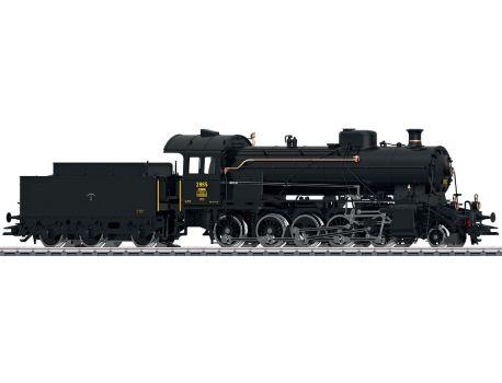 Märklin 39250 Dampflokomotive C 5/6 der SBB, mfx+ mit Sound