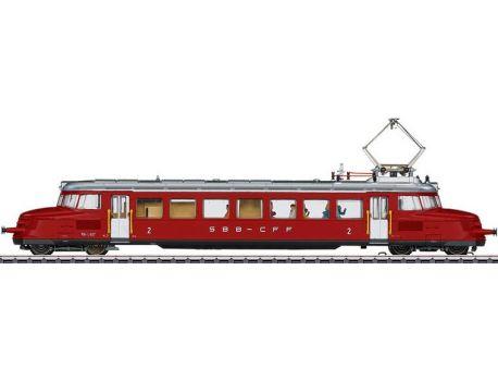 """Märklin 37868 Schnelltriebwagen """"Roter Pfeil"""", SBB H0"""
