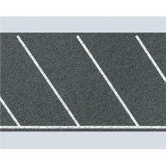 Parkplatzfolie Diagonal