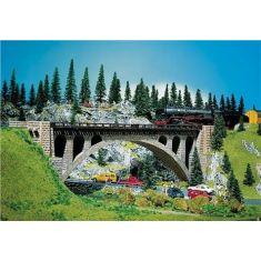 Faller 120533 Steinbogenbrücke H0