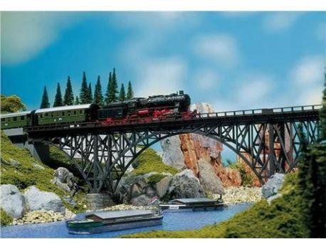FALLER 120541 Stahlträgerbrücke eingleisig H0