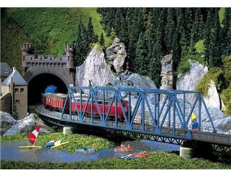 Faller 120560 Schweizer Kastenbruecke H0