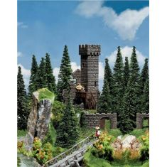 FALLER 130285 Ruine - Aussichtsturm H0