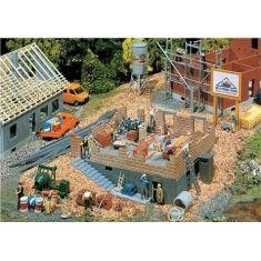 FALLER 130307 Haus im Bau H0