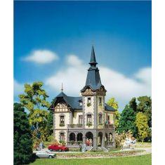 FALLER 130364 Herrschaftliche Villa um die Jahrhundertwende H0