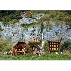 Faller 130378 Imkerei Bienenhaus