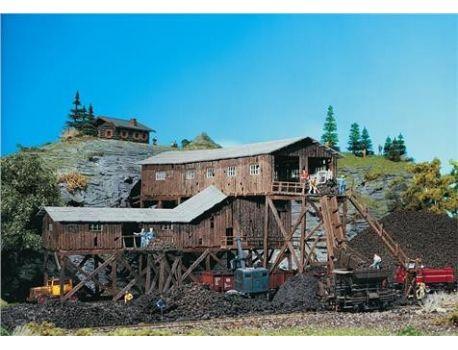FALLER 130470 Alte Kohlemine in Holzbau - H0
