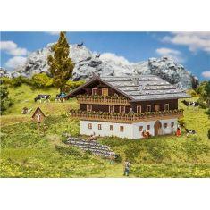 Faller 130554 Ländlicher Alpenhof H0